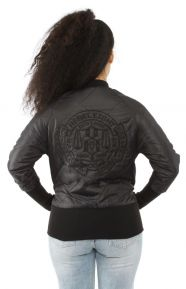 REBEL8 Clothing, Women's Bomber Jacket