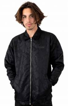 Black Out Nylon Jacket - Black