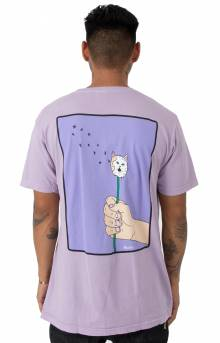 Blow Me T-Shirt - Lavender