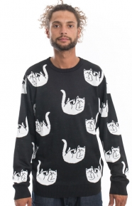 RIPNDIP Clothing, Falling For Nermal Knit Sweater