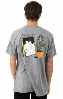 Family Reunion T-Shirt - Ash Grey