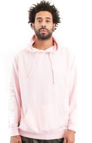 RIPNDIP Clothing, Get Outta Here Pullover Hoodie - Pink
