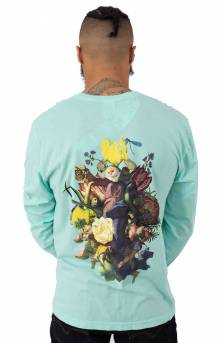 Heavenly Bodies L/S Shirt - Baby Blue