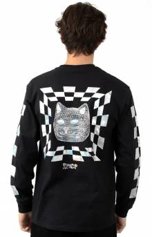 Illusion L/S Shirt - Black