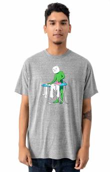 Laundry Day T-Shirt - Ash Heather