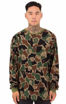 Lord Nermal L/S Shirt - Army Camo