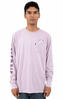 Lord Nermal L/S Shirt - Lavender