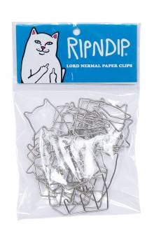 Lord Nermal Paper Clip Pack