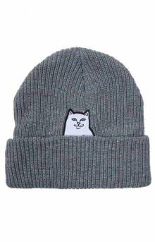 Lord Nermal Rib Beanie - Heather Multi