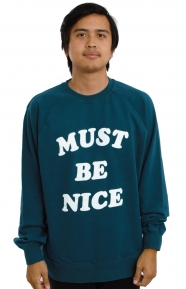MBN Chill Out Crewneck - Deep Sea Blue