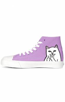 Nerm High Shoes - Lavender