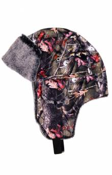 Nerm & Jerm Tree Camo Aviator Hat