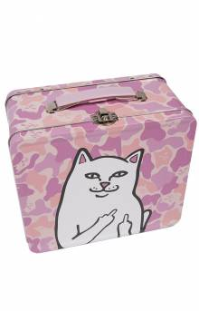 Nermal Camo Lunch Box