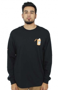 Nermal Pills L/S Shirt - Black