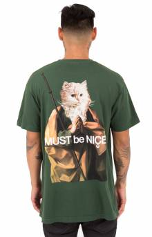 Nermus T-Shirt - Hunter Green