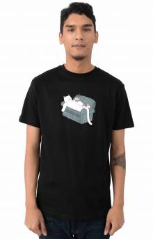Noodles T-Shirt - Black