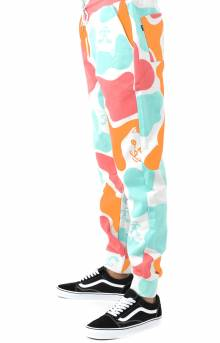 Overside Camo Sweatpants - Multi