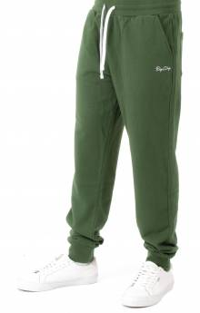 Peeking Nermal Sweatpants - Olive