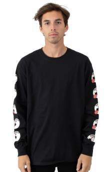 Pill L/S Shirt - Black