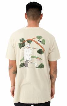 Pipe Dreams T-Shirt - Tan