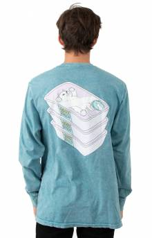 Prime Cut L/S Shirt - Teal