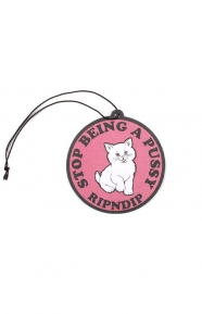 RIPNDIP Clothing, Stop Being A P*ssy Air Freshener