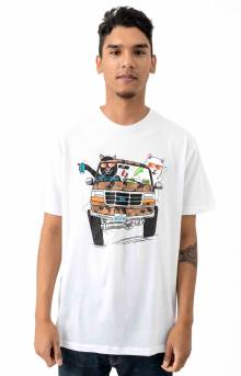 The Whole Gang T-Shirt - White