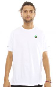 Rook x Peanuts Clothing, Snoopy Wreath Embroidered T-Shirt