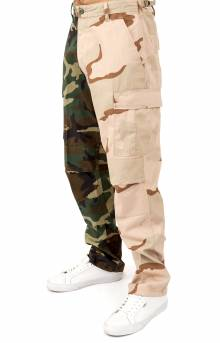 66995cbfc3f Rothco (1870) Two-Tone Camo BDU Pants - Woodland Tri-Color