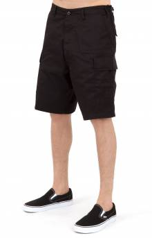 (65206) Rothco BDU Shorts - Black
