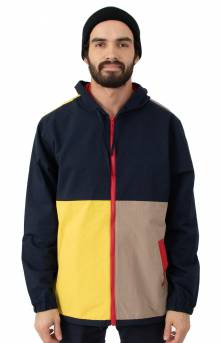 Andrew Reynolds Bloc Coaches Jacket - New Navy