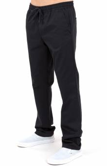 A.T. Dayshift Elastic Pants - Pirate Black