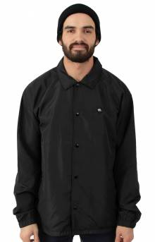 ATW II Coaches Jacket - RVCA Black
