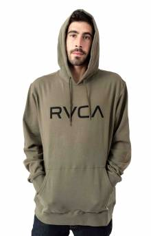 Big RVCA Pullover Hoodie - Olive