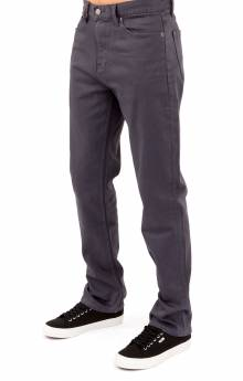 Daggers Pigment Pants - Oil Grey