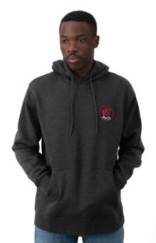 Dynasty Pullover Hoodie - Charcoal Heather