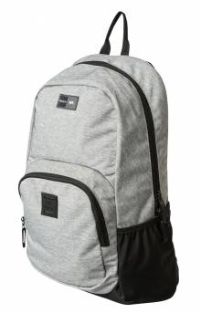 Estate II Backpack - Grey Heather