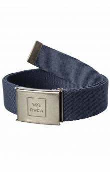 Falcon Web Belt - Navy