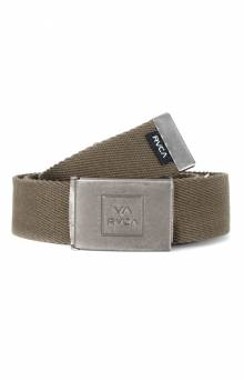 Falcon Web Belt - Olive