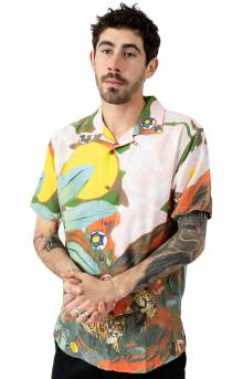 Grisancich Button-Up Shirt - Tropical