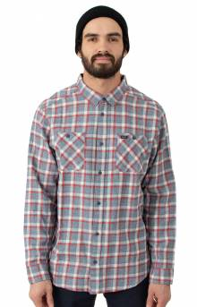 Hero Button-Up Shirt - Seattle Blue