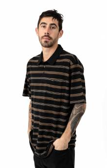 Merced S/S Polo - Black