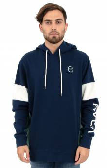 Perry Pullover Hoodie - Shady Blue