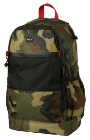 Push Skate Deluxe Backpack - Camo