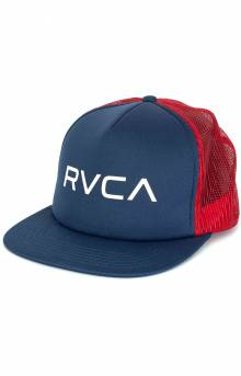 RVCA Trucker Hat - Navy