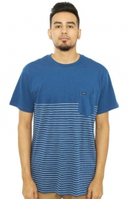 Switch Up T-Shirt - Ink Blue