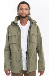 RVCA Clothing, Systems Field Jacket - Fatigue