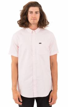 RVCA, That'll Do Oxford S/S Button-Up Shirt - Gum