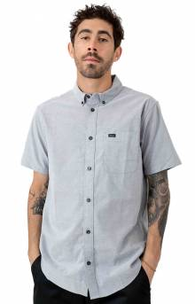 That'll Do Stretch SS Button-Up Shirt - Pavement