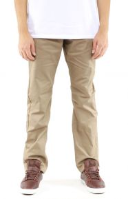 The Week End Pant - Dark Khaki